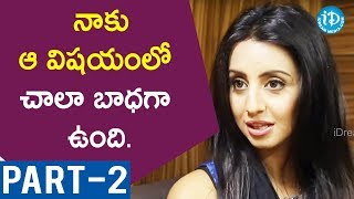 Actress Sanjjanaa Exclusive Interview - Part #2 || Talking Movies With iDream - IDREAMMOVIES
