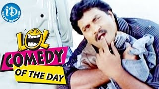 Comedy of the day 186 || Siddharth Comedy With Sunil || Chukkallo Chandrudu Movie - IDREAMMOVIES