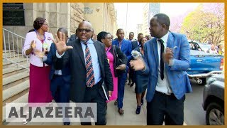 🇿🇼 Zimbabwe opposition walk out of Mnangagwa's first speech | Al Jazeera English - ALJAZEERAENGLISH