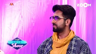 Ayushmann Khurrana talks about the IMPACT of Networking in Bollywood Career | Badhaai Ho - ZOOMDEKHO