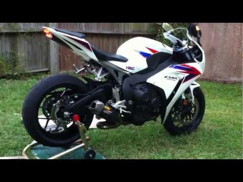 2012 Honda CBR1000RR FMF Apex Exhaust