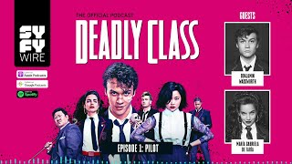 DEADLY CLASS | Official Podcast Episode 1 | SYFY - SYFY