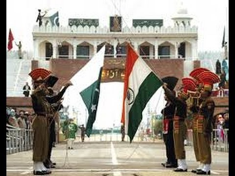pakistan & indian border funniest video