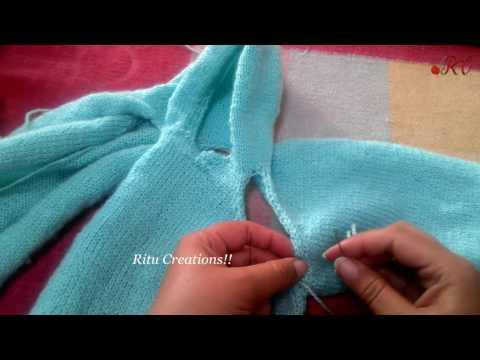 Raglance Cut Sewing (रेगलन्स कट की सिलाई )