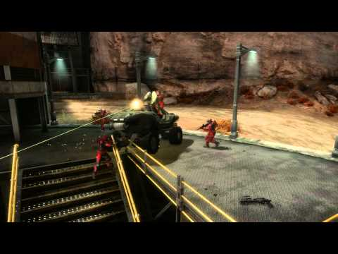 "Game Fails: Halo Reach ""The lost commentary"""