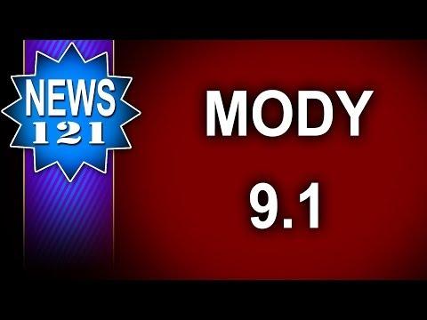 Mody 9.1 - NEWS - World of Tanks