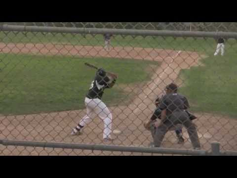 Nkosi Djehuti-Mes Hits Massive Two-Run Home Run