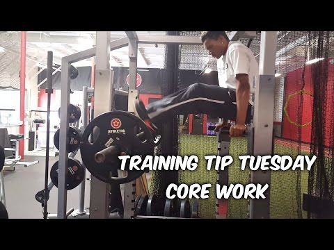 Training Tip Tuesday - Core Work