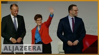 🇩🇪Germany: Leadership race for Angela Merkel's replacement l Al Jazeera English - ALJAZEERAENGLISH