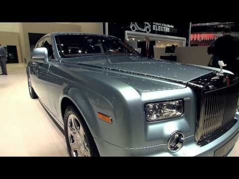 All New Rolls-Royce 102 EX at the Geneva Motor Show 2011