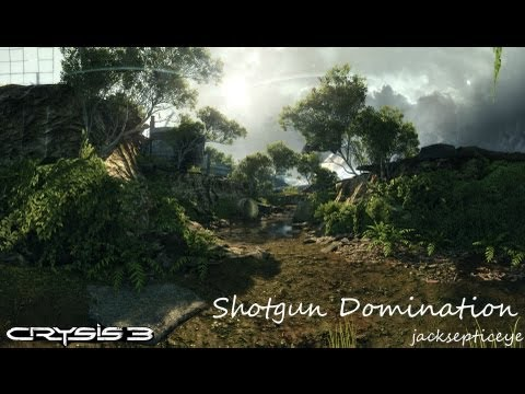Crysis 3 PC   Shotgun Domination and Crash Site Tactics - No mouse acceleration