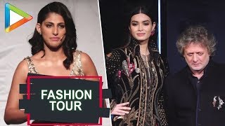 Blenders Pride Fashion Tour Preview | Diana Penty | Kubbra Sait | Rohit Bal | Part 1 - HUNGAMA