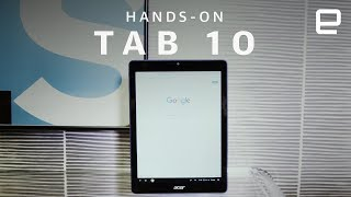 Acer Chromebook Tab 10 - ENGADGET