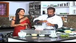 Making Of Pepper Gobi Fry - Ruchulu Telugu - RUCHULUTELUGU