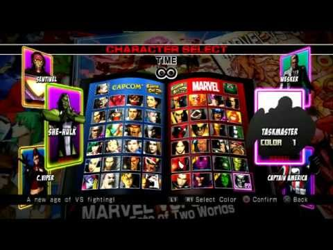 The Set That Never Ends | Ultimate Marvel vs. Capcom 3 | Too Much Gaming
