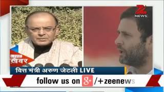 Issues believed to be rumours have been vindicated: Arun Jaitley - ZEENEWS