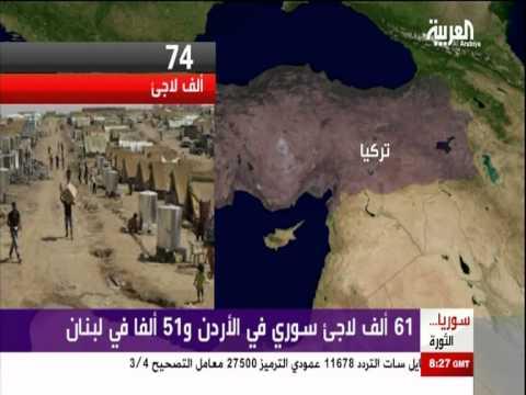 قناة العربية مباشر الان