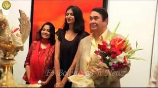 Randhir Kapoor Inaugurate Exhibition Of Painting Revelations - THECINECURRY