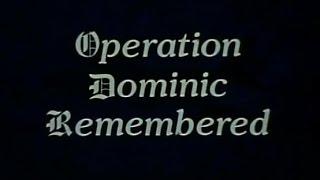 Операция Dominic на Тихоокеанском полигоне - русский перевод