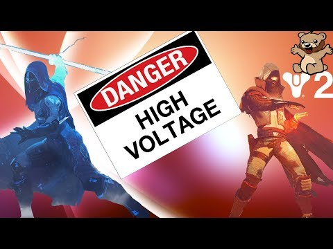 Danger! High Voltage Game Music Video