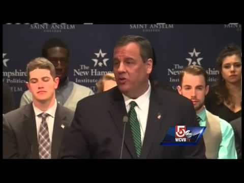 Christy Against Medicare – Chris Christie