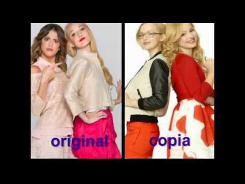 Liv y Maddie le copian a Violetta