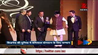 ZEEL MD & CEO Punit Goenka wins Entrepreneur of the Year award - ZEENEWS
