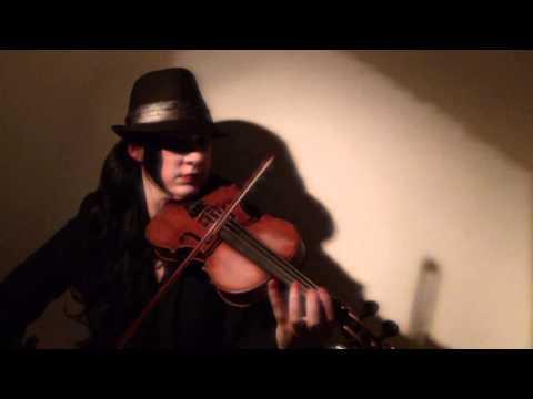 Canon Rock Violin Cover | Alison Sparrow
