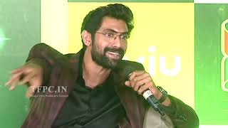 Rana Daggubati Pressmeet on No 1 Yaari Season 2 | TFPC - TFPC