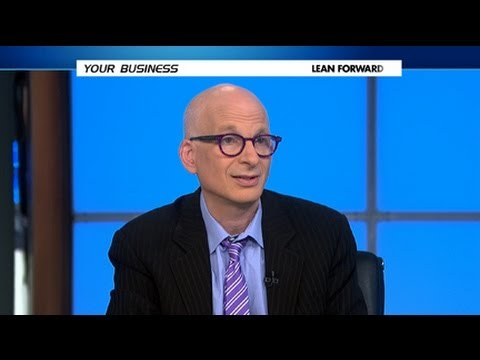 Seth Godin Gives Advice to Entrepreneurs by OPEN Forum