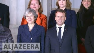 France-UK 🇫🇷 🇬🇧 relations: Leaders meet to discuss security - ALJAZEERAENGLISH