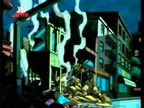 TMNT PL Wojownicze żółwie Ninja 2003 - Opowieści dla Leo  01E019