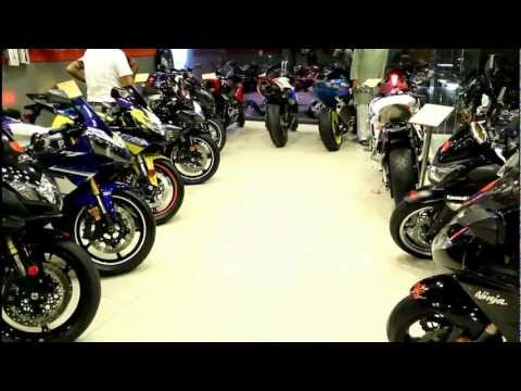 Ryders super bikes @Rawalpindi showroom