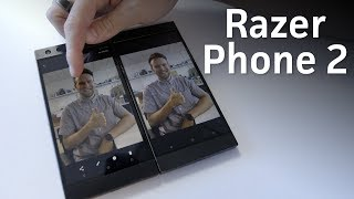 Razer Phone 2 unboxing & quick camera test - PCWORLDVIDEOS