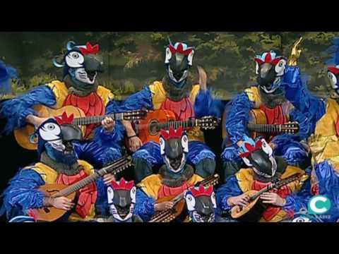 La agrupación Los del rio llega al COAC 2017 en la modalidad de Coros. En años anteriores (2016) concursaron en el Teatro Falla como La guardia de la noche, consiguiendo una clasificación en el concurso de Preliminares.