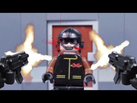 Lego Black Ops