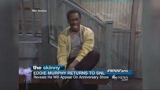 Eddie Murphy Returns to SNL - ABCNEWS
