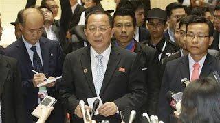 North Korea Threatens U.S. Over Sanctions - WSJDIGITALNETWORK