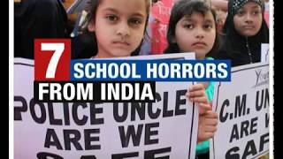 7 School horrors from India - NEWSXLIVE