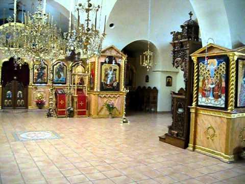 Ιερά Μονή Αγίου Αντωνίου - Αριζόνα - St Anthony Monastery MVI 1051