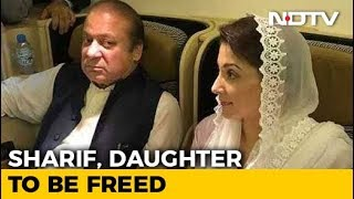 Nawaz Sharif, Daughter To Be Released; Pak Court Suspends Jail Sentence - NDTV