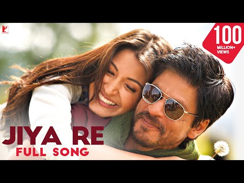 Jiya Re - Full Song - Jab Tak Hai Jaan -smn3mDBOUy4