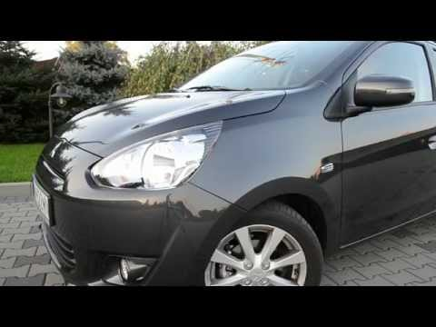[PL] Mitsubishi Space Star 1.2 80 KM, 2014 - test