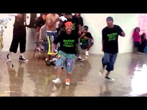 Danza de la calle saltillo coahuila