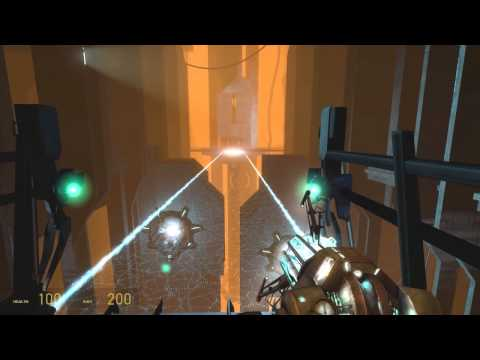 NetMoverSitan Plays Half Life 2: Episode 1 (Hard) - Part 2 - Mind Rape Rave