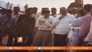 Swatch Bharat Scam at Badwel Muncipality | Kadapa | iNews - INEWS