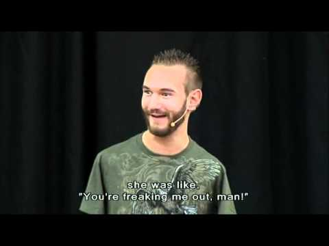 Nick Vujicic - DVD Part 1/11