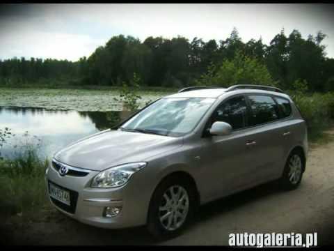 Hyundai i30 CW 1.6 CRDi - Video TEST