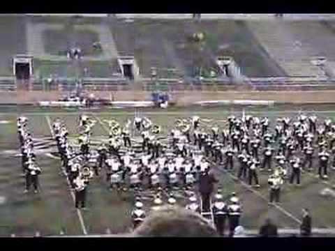 OU Marching 110 - Long Train Runnin'