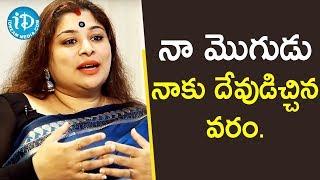 నా మొగుడు నాకు దేవుడిచ్చిన వరం.- Serial Actress Meghana | Soap Stars With Anitha - IDREAMMOVIES